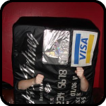 Giant Credit Card Ready To Fight You And Your Bad Credit