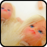 Decapitated Doll Heads with Spines and Arms, bARTer Sauce