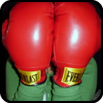 Boxing Gloves or Monkey Butt