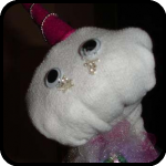 Sock Puppet Unicorn