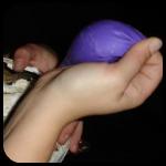 Opening A Paper Mache Hedgehog