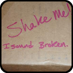Shake Me I Sound Broken