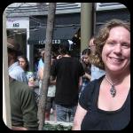 Rebekah Norris, A bARTer Sauce trader